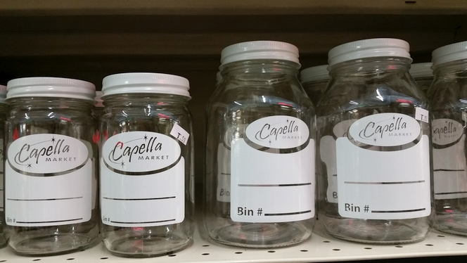 New Capella Bulk Jars